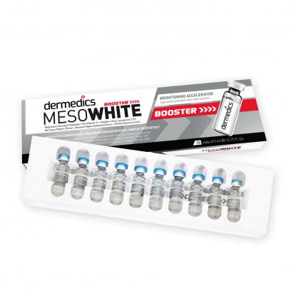 MESO WHITE Booster – Brightetning Accelerator